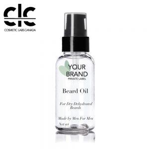 Private Label- Beard Oil Back 2
