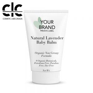 Natural Lavender Baby Balm