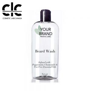 Private Label- Beard Wash